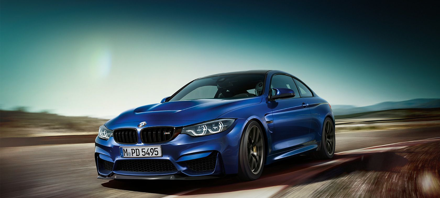 More information on the bmw m4 cs