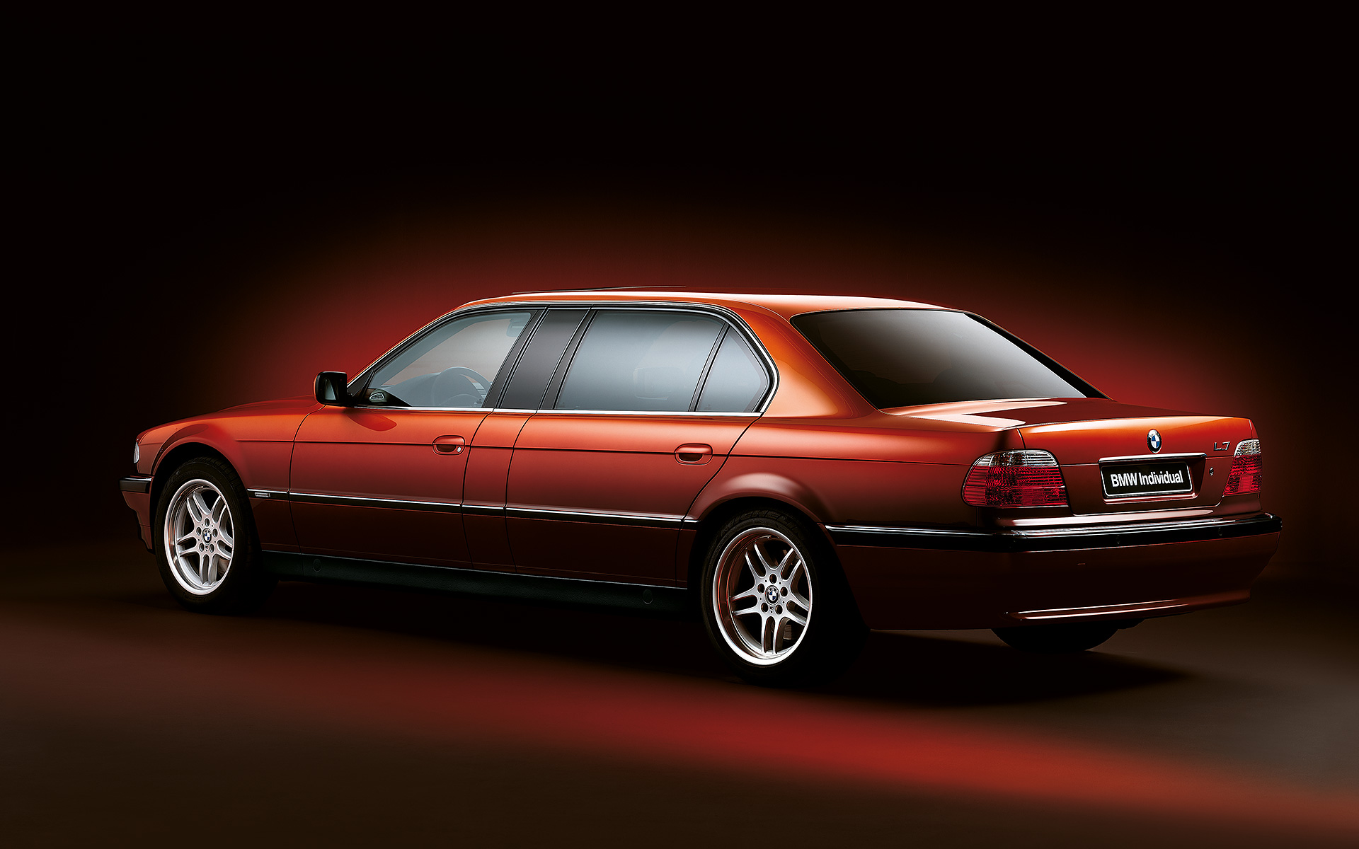 BMW 7 Series designed by Karl Lagerfeld