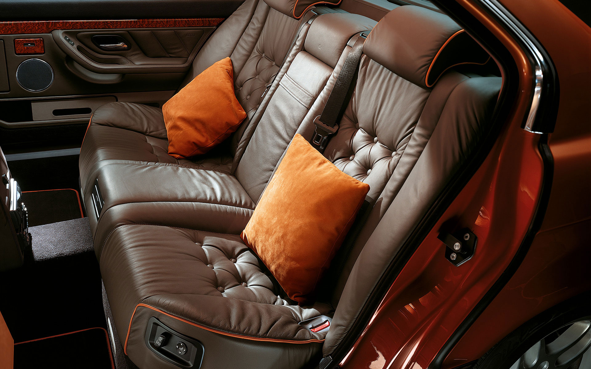 BMW 7 Series designed by Karl Lagerfeld Interior