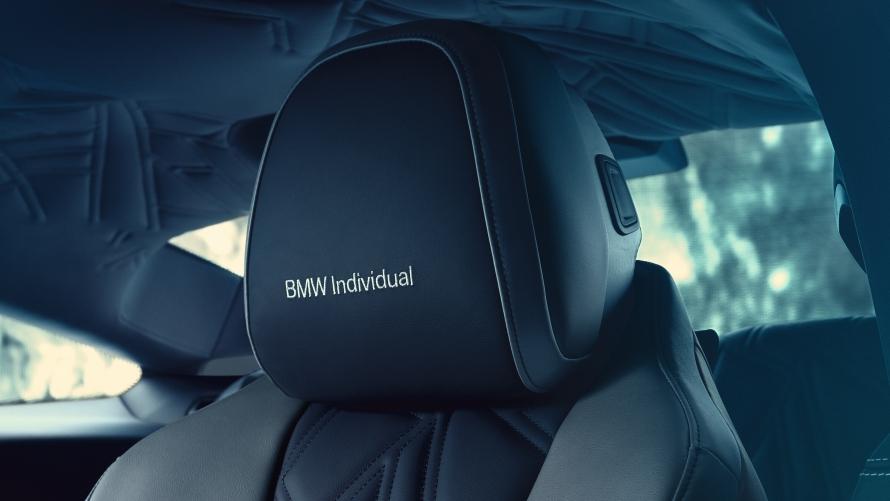 Bmw Individual M850i Xdrive Coupe Night Sky