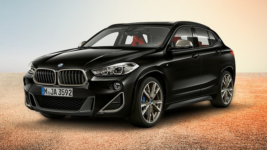 BMW X2 M35i front view