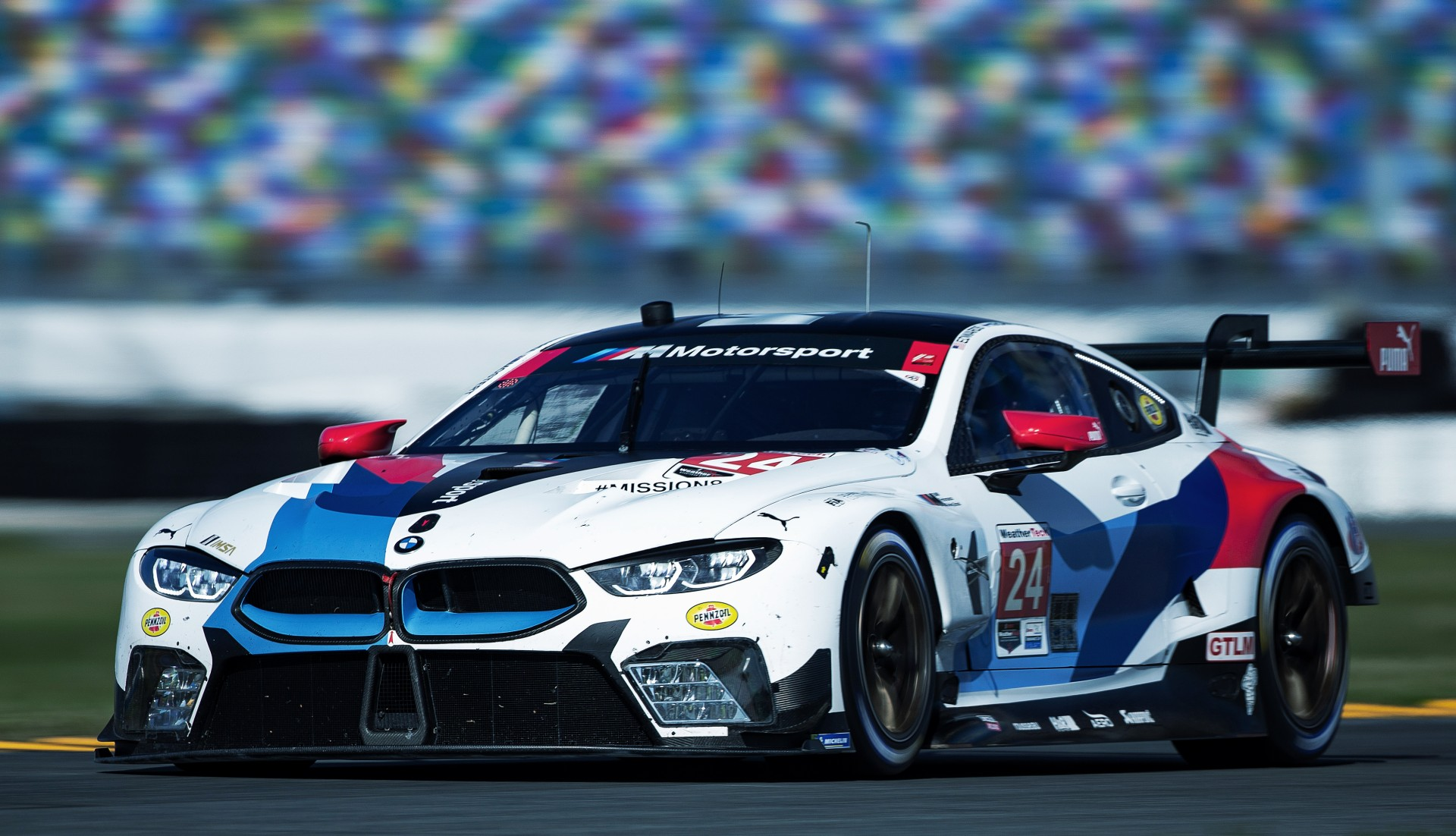 Bmw M Motorsport Fascination Meets Innovation