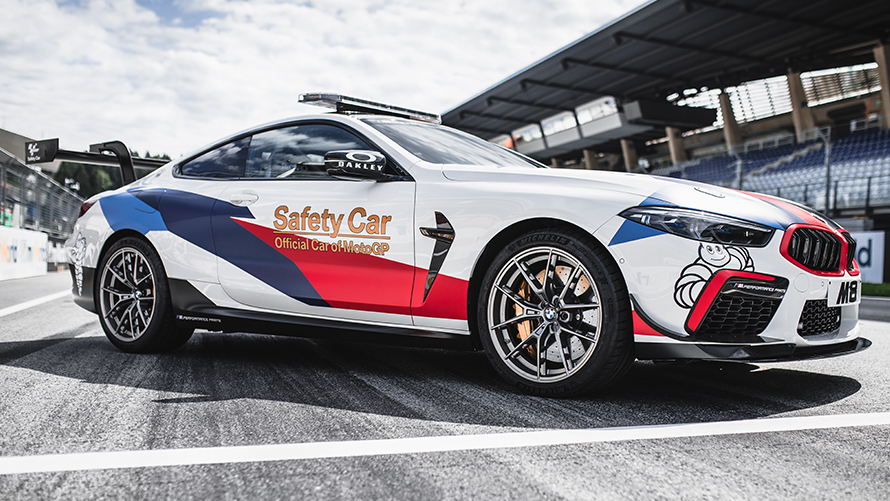 Bmw M As A Partner In The Motogp