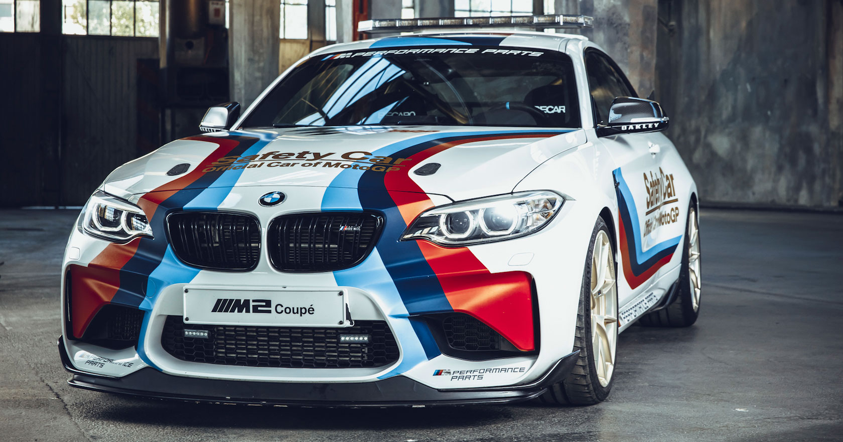BMW M2 MotoGP™ Safety Car 2016