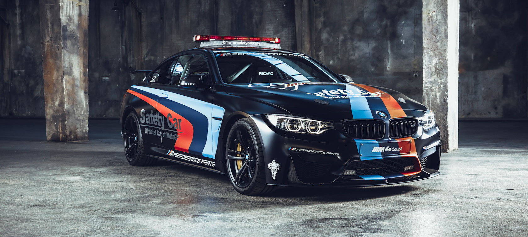 BMW M4 Coupé MotoGP™ Safety Car 2015