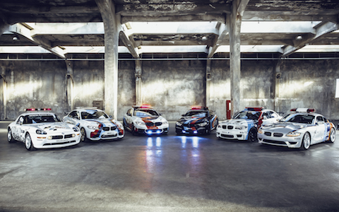 20 Years Of Bmw M Safety Cars In Motogp