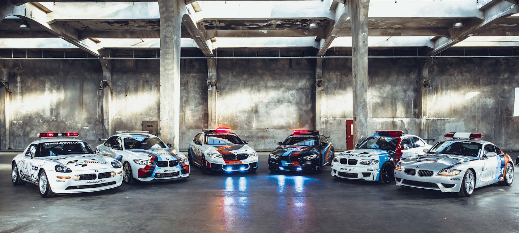 BMW M Safety Cars