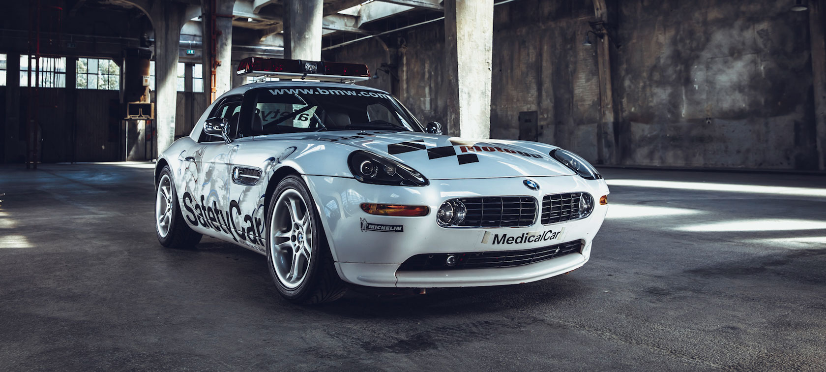 BMW Z8 MotoGP™ Safety Car 2002