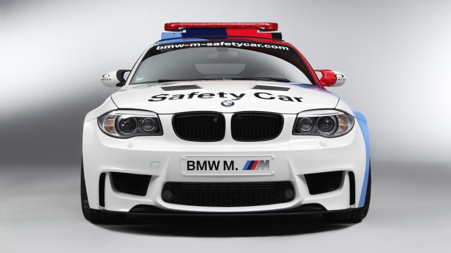 BMW 1 Series M Coupé MotoGP™ Safety Car front view