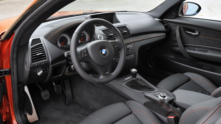 Bmw 1 Series M Coupe Driving At Its Purest