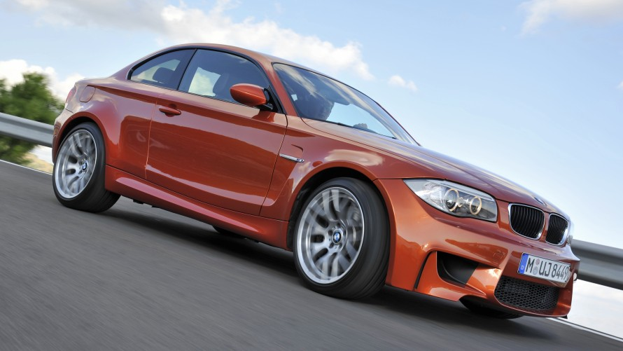 Bmw 1 Series M Coupé Driving At Its Purest