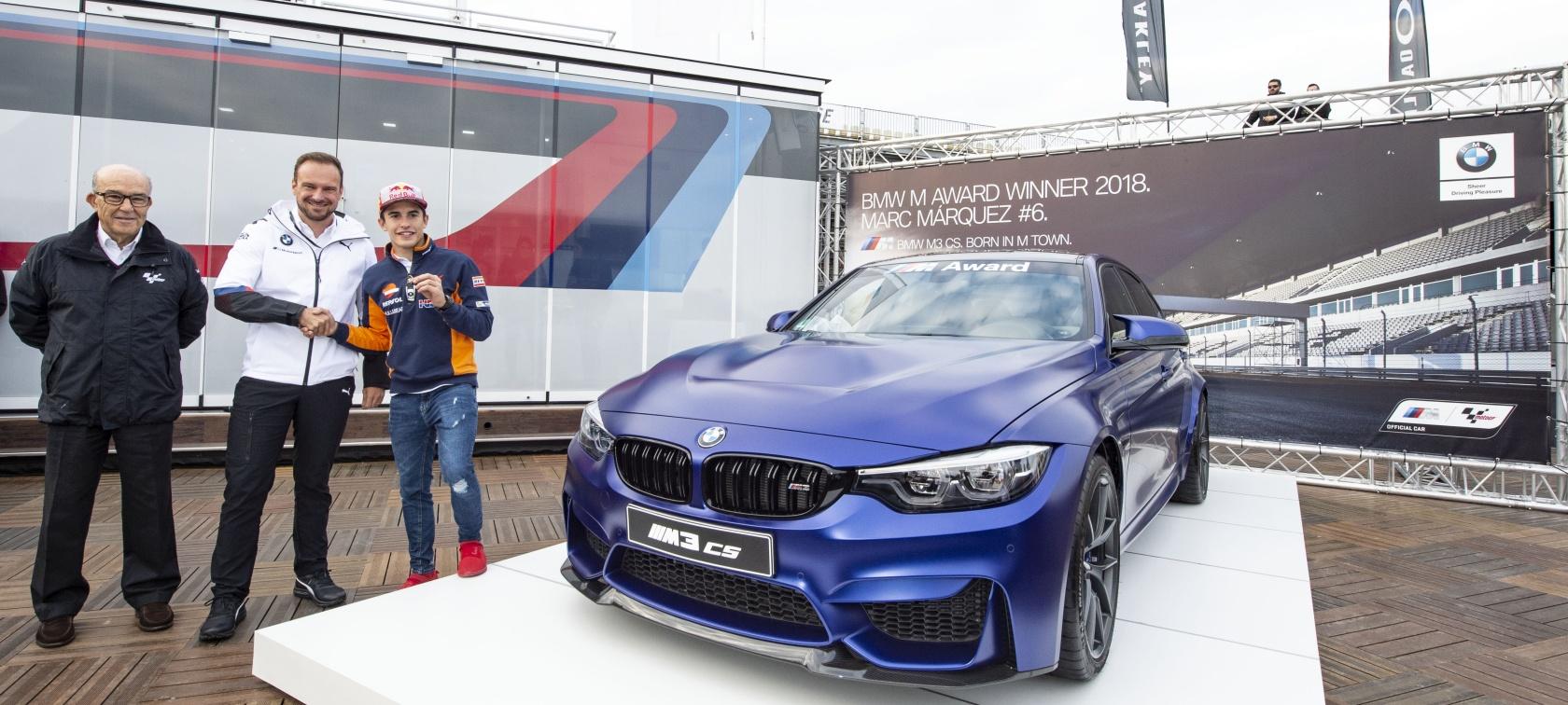 BMW M Award 2018 Qualifying Rankings