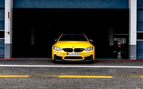 BMW M4 Coupé Speedgeld