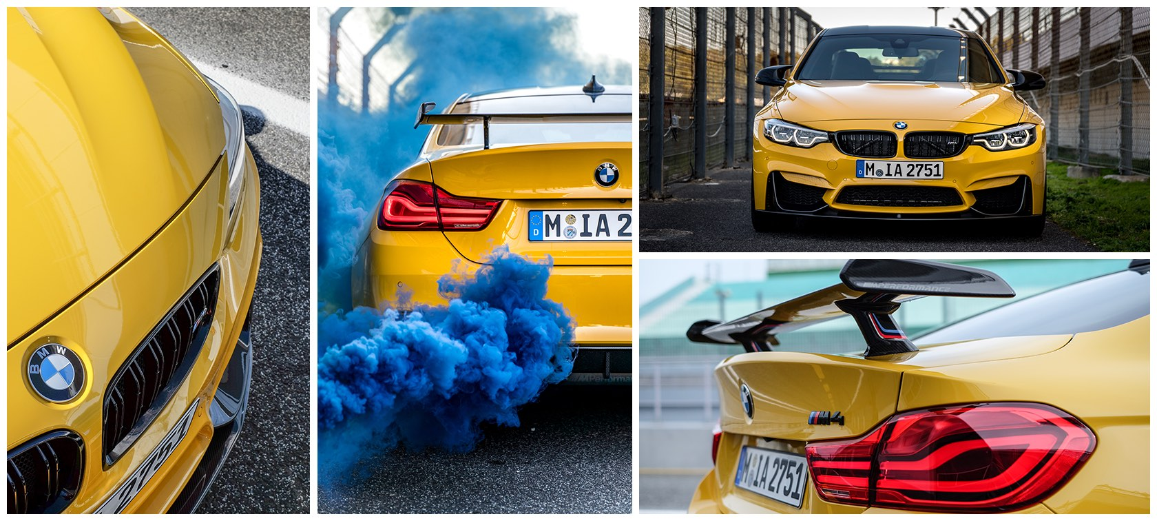Bmw Individual Colours As An Exclusive Statement