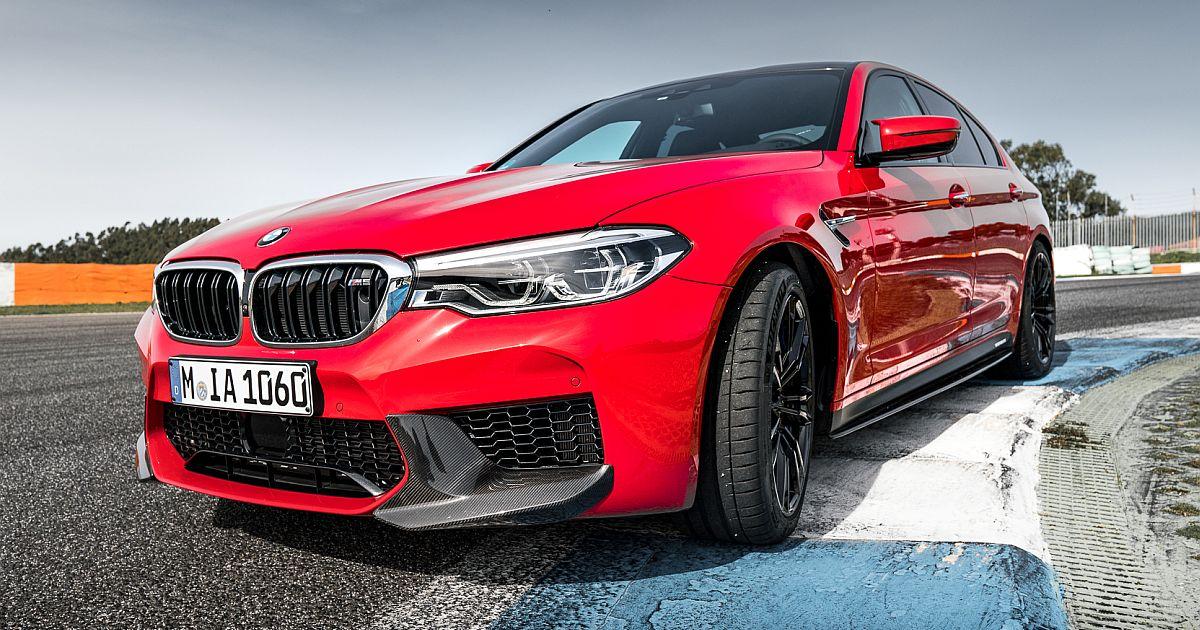 Used Bmw M5 >> BMW M Colours Vol. 3