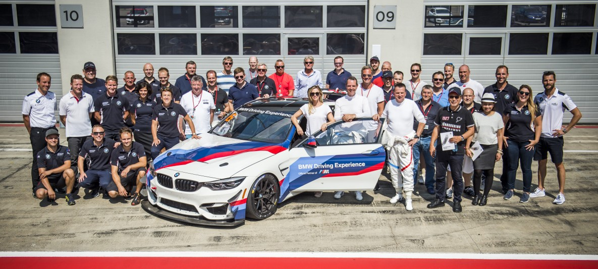 BMW M Race Track GT Training