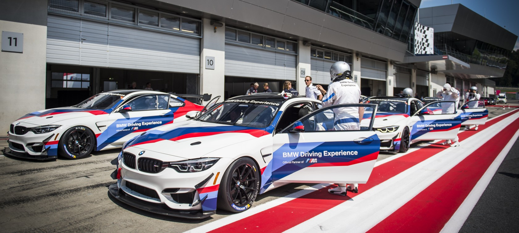 BMW M4 GT4 Race Track GT Training