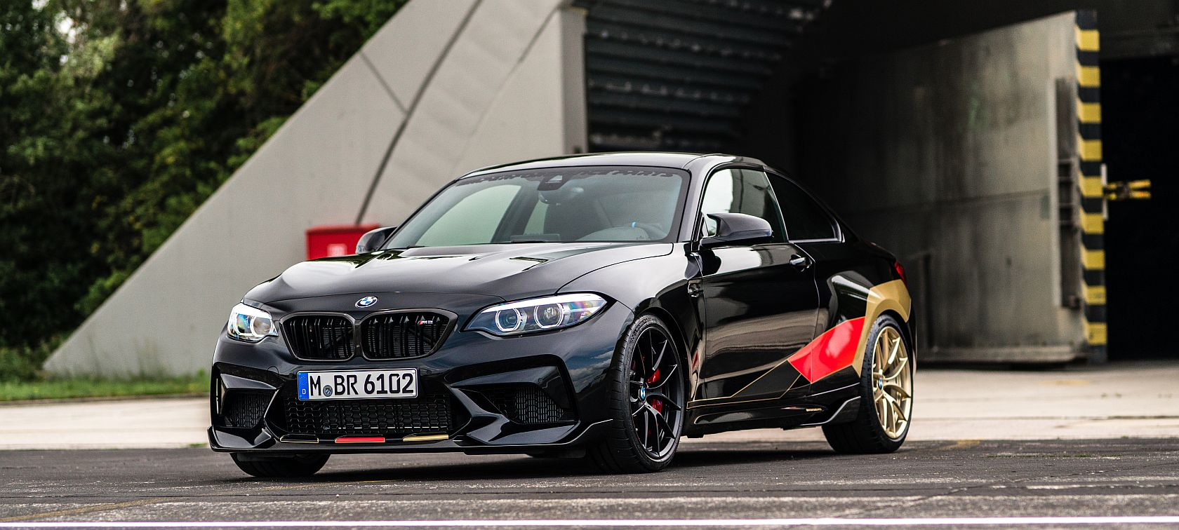 BMW M2 Competition with Germany design