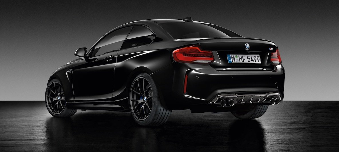 BMW M2 Coupé Edition Black Shadow 21bdd3541