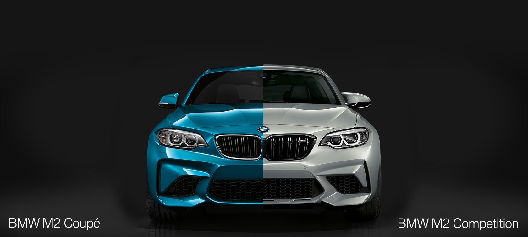 Bmw M2 Vs Bmw M2 Competition