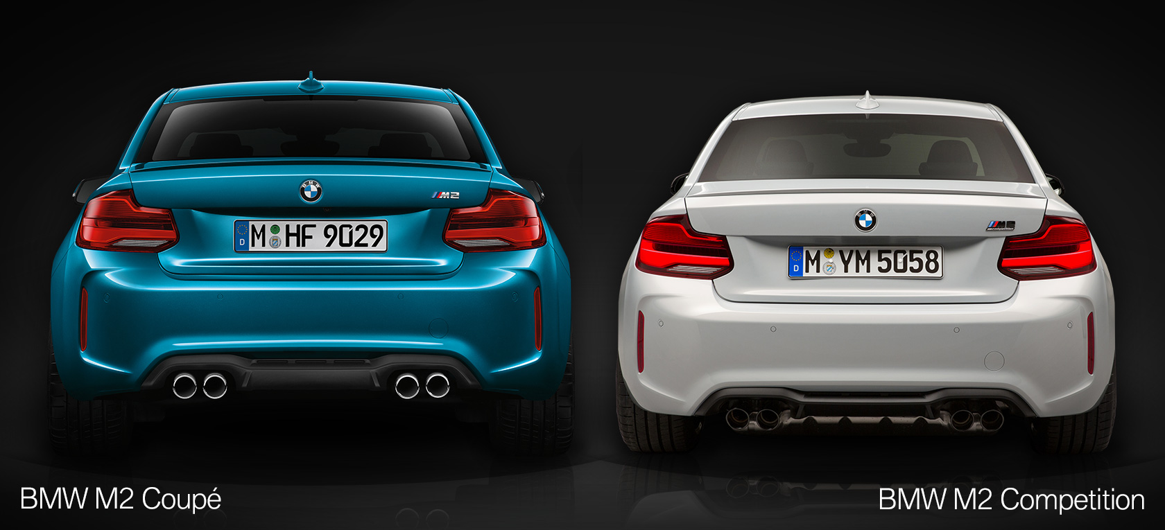 2020 BMW M2 Specs, Redesign And Release Date >> Bmw M2 Vs Bmw M2 Competition