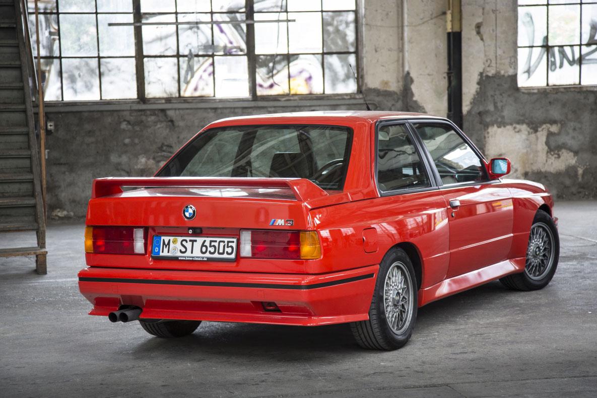 The Bmw M3 E30