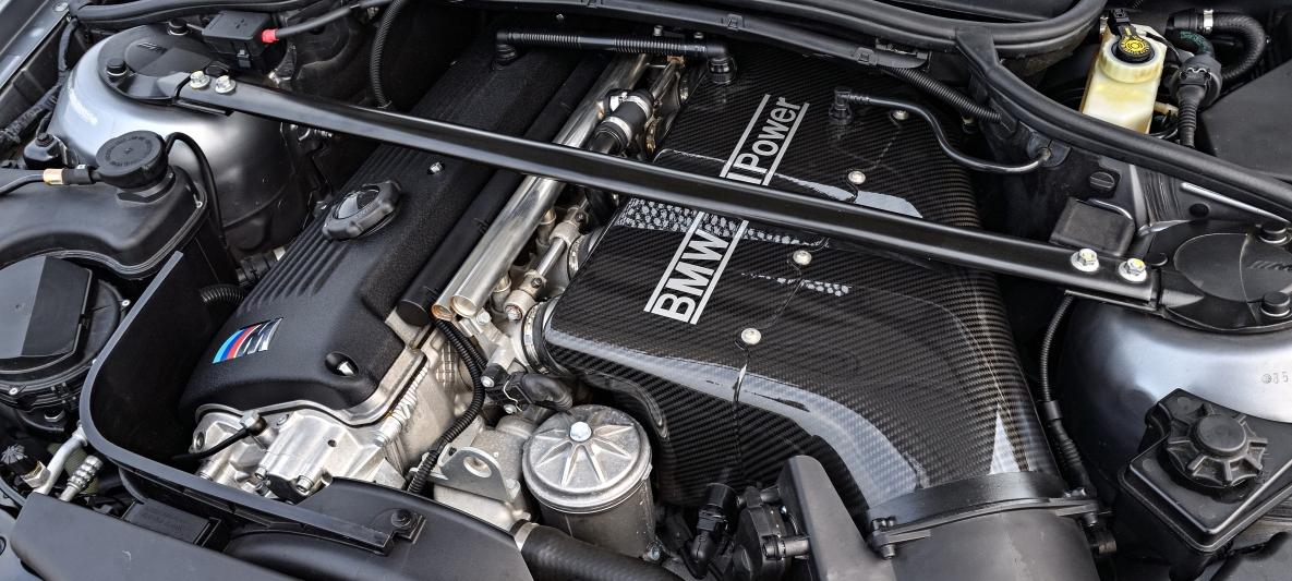 The Bmw M3 E46