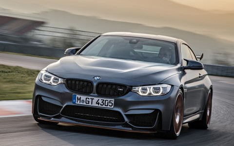 Bmw M4 Gts Portrait Of A Super Athlete