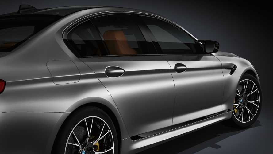 Bmw M5 Competition Stronger Than Ever