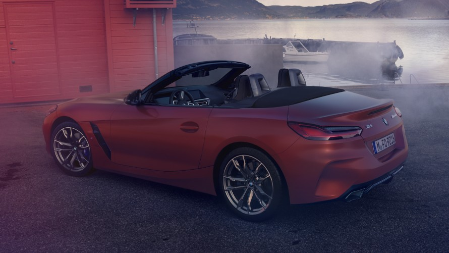 The New Bmw Z4 First Edition