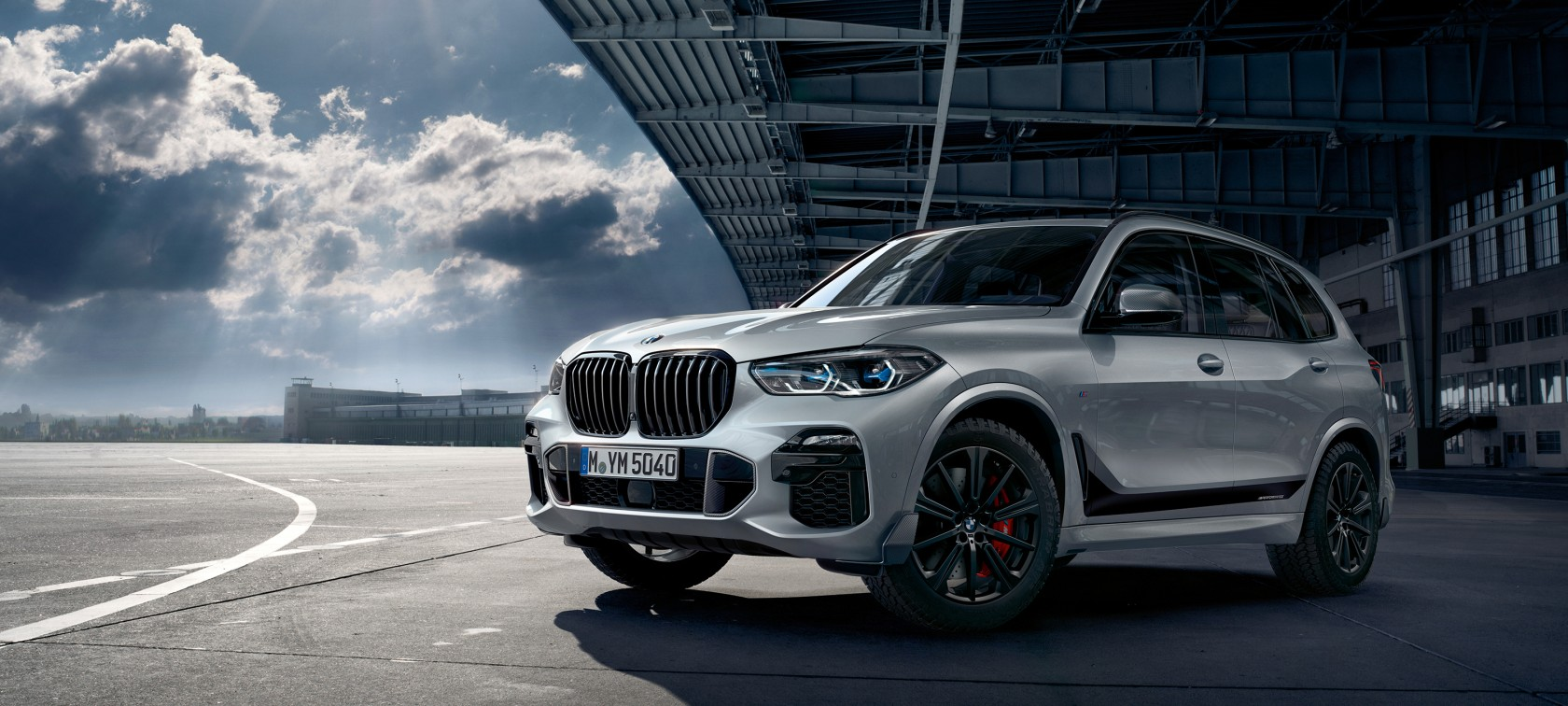 BMW X5 with M Performance Parts