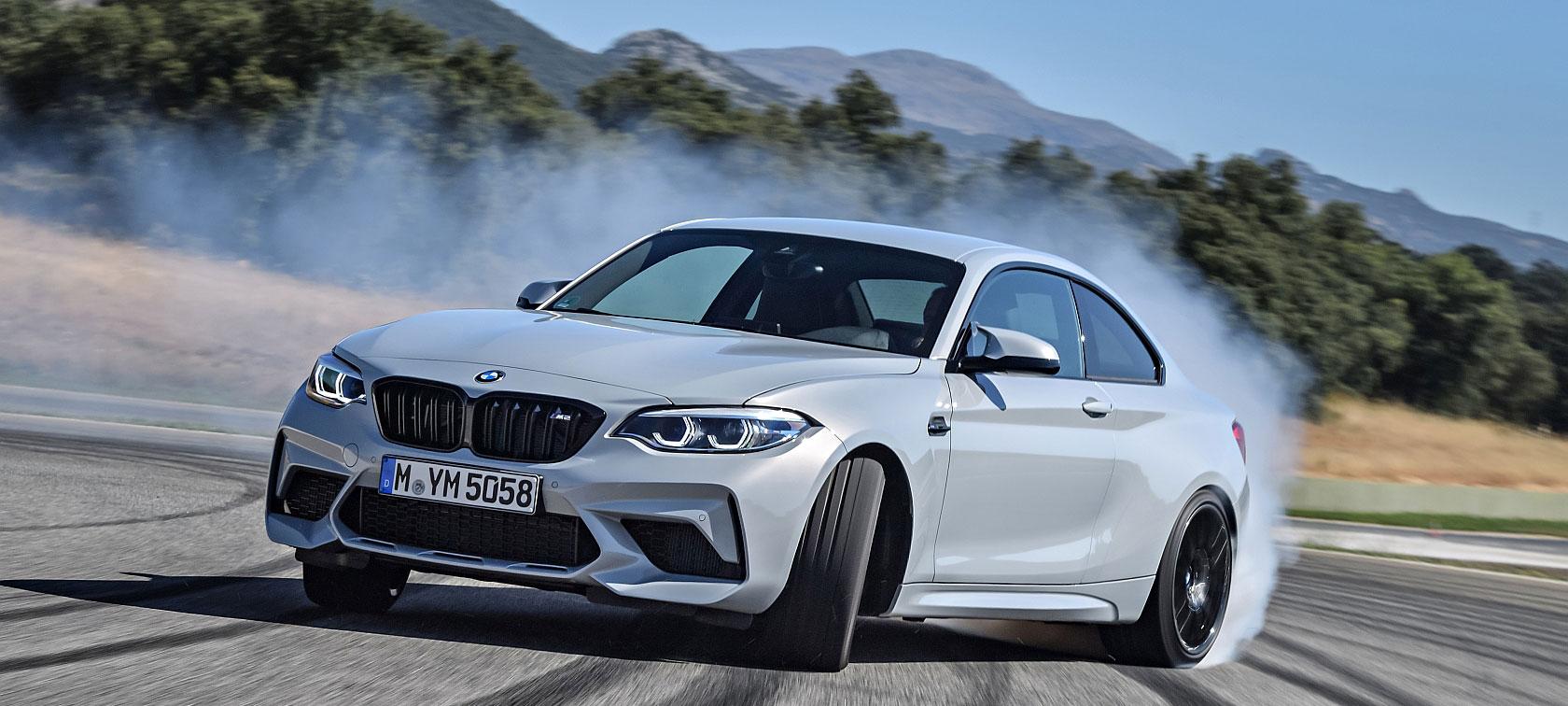 מתוחכם The new BMW M2 Competition – press reactions KJ-38