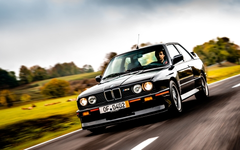 E30 BMW M3 Sport Evolution of Matthias Unger