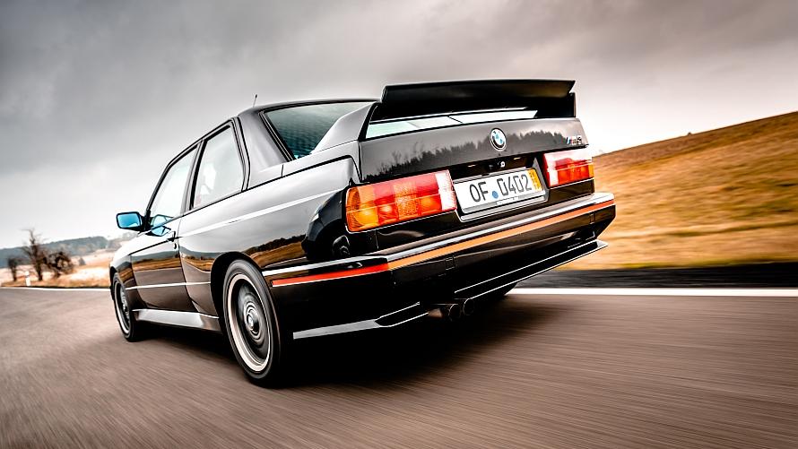 BMW E30 M3 >> The E30 Bmw M3 Sport Evolution Of Matthias Unger