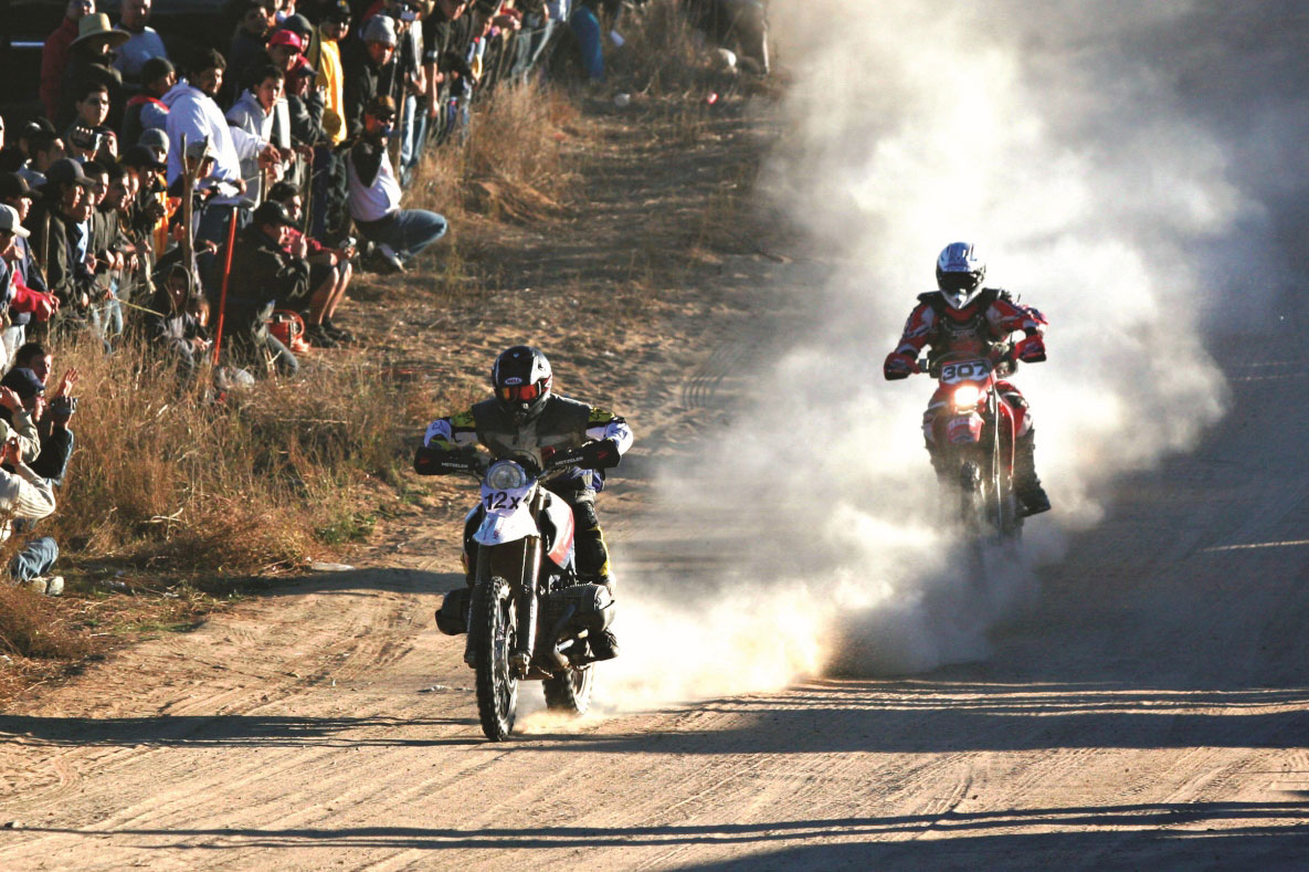 MW HP2 Enduro at Baja 1000 2005
