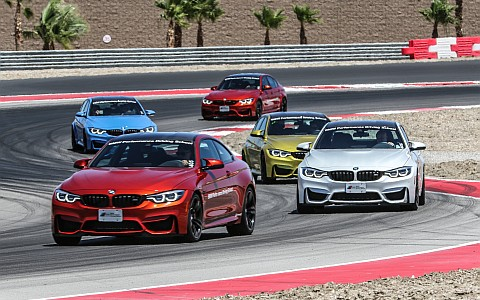 BMW Performance Driving School Canada