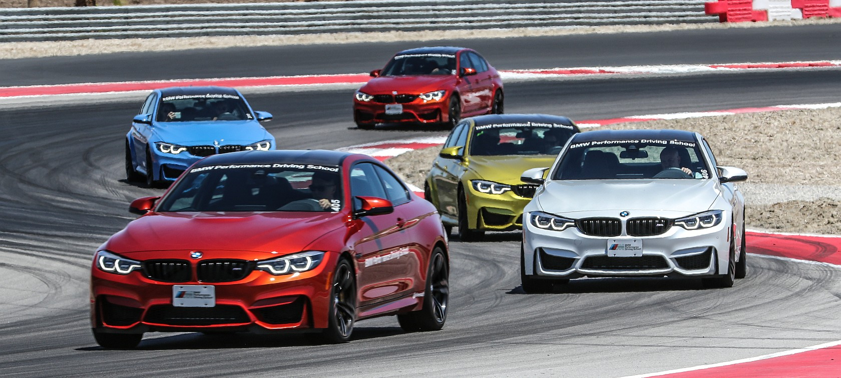 Performance Driving School >> Bmw M Experience Canada