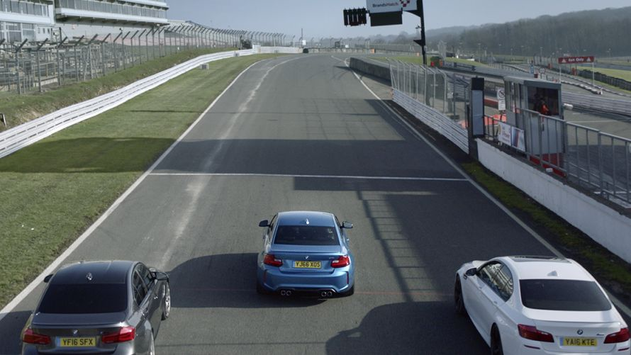 BMW M UK Driving Experience