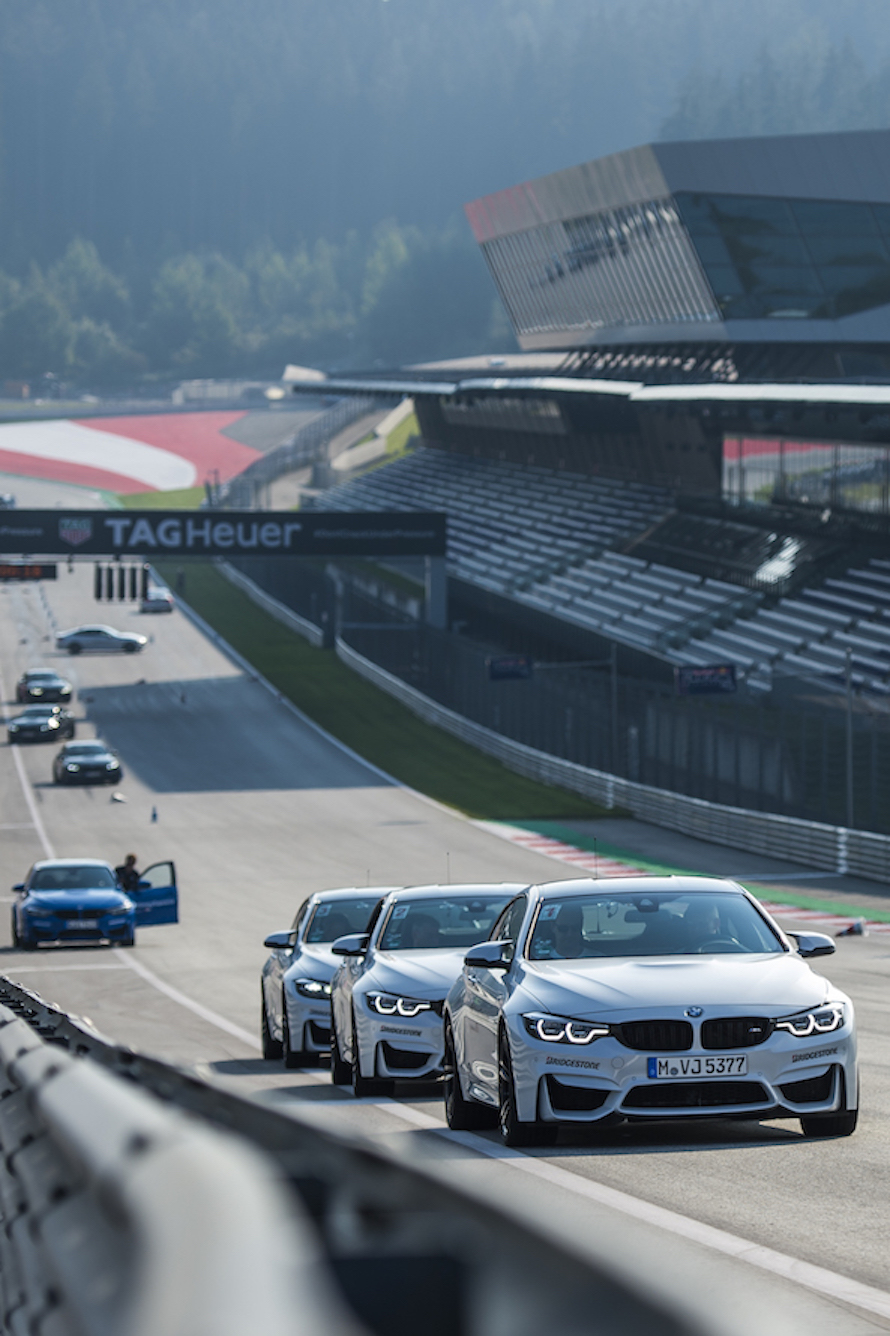 Driving Experience at the Red Bull Ring in Spielberg