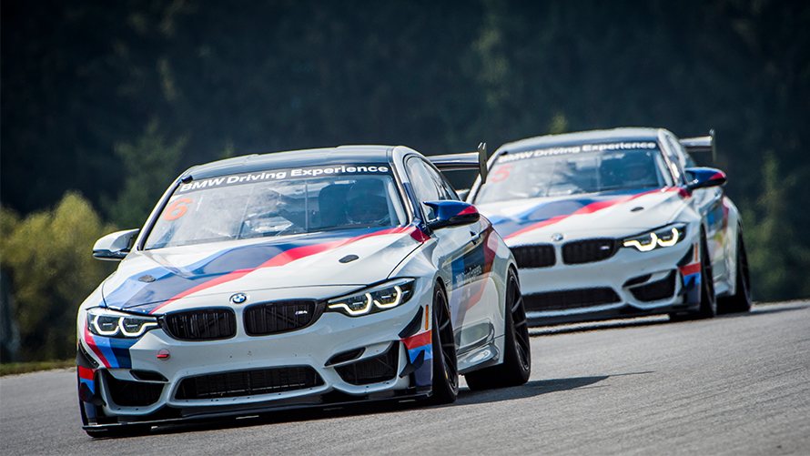 BMW M Race Track Experience