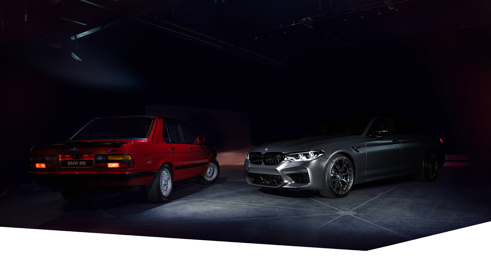 The Bmw M5 Edition 35 Jahre