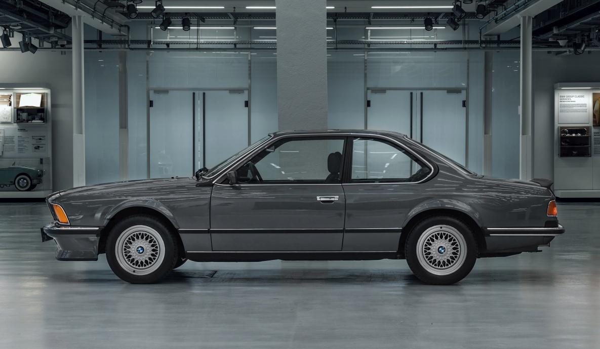 Bmw M635csi Top Model Of The E24 Series