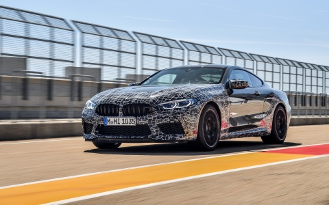 Bmw M Develops New Display And Control System For Bmw M8