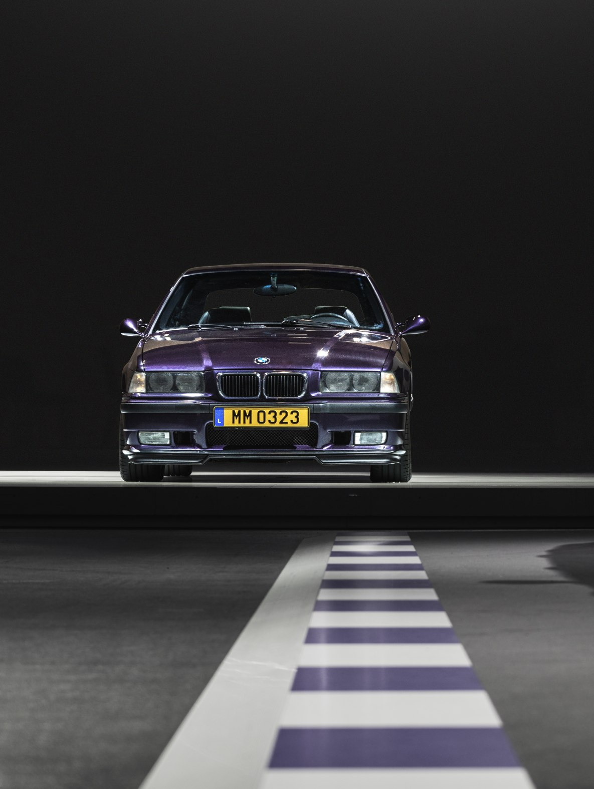The BMW E36 M3 Compact from Frank Kohn