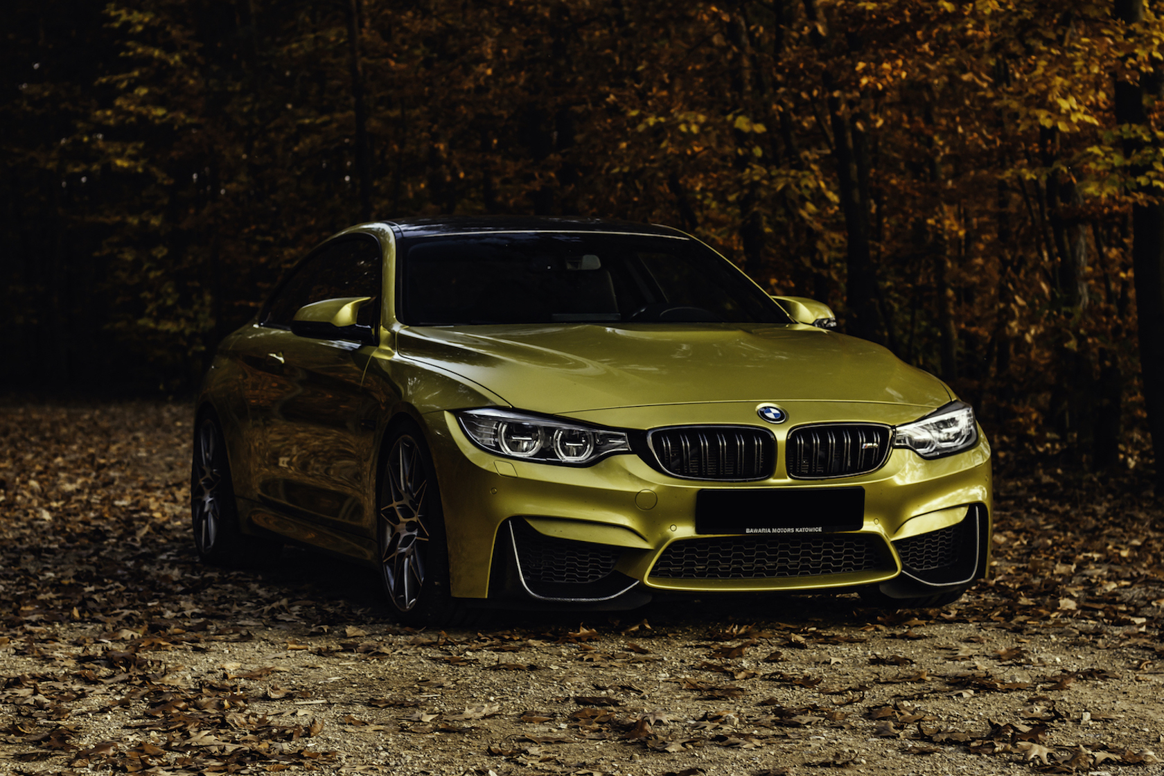 Instagrammer davs0 and his BMW M4 Coupé