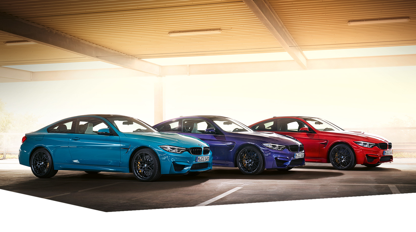 The Bmw M4 Edition M Heritage