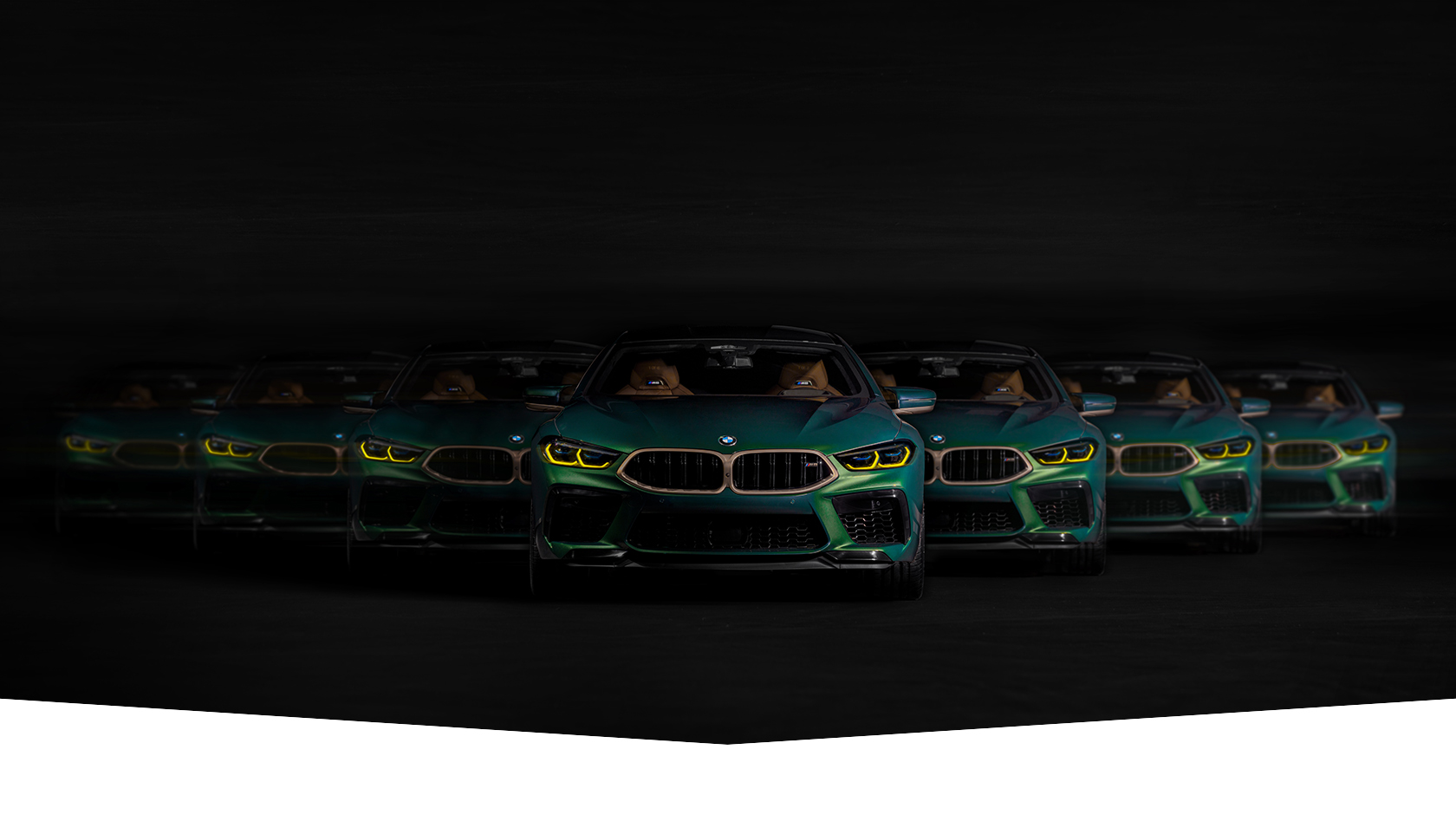 The first eight BMW M8 Gran Coupé First Edition 1-OF-8 automobiles