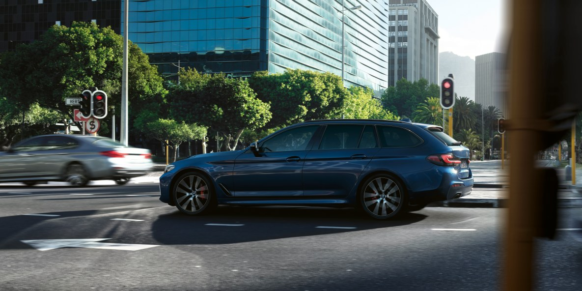 The Bmw 5 Series M Sport Edition