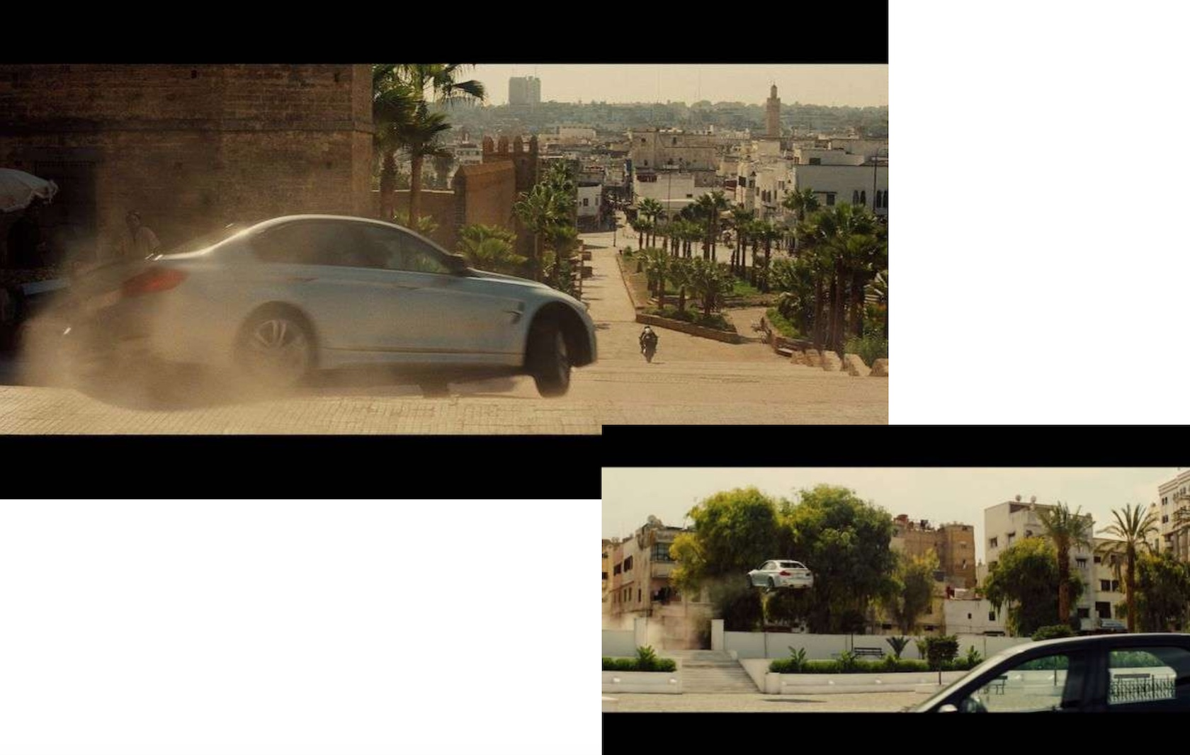 BMW M3 in Mission: Impossible - Rogue Nation