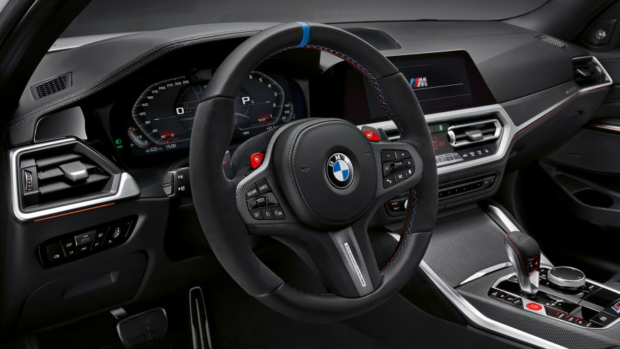 M Performance steering wheel pro